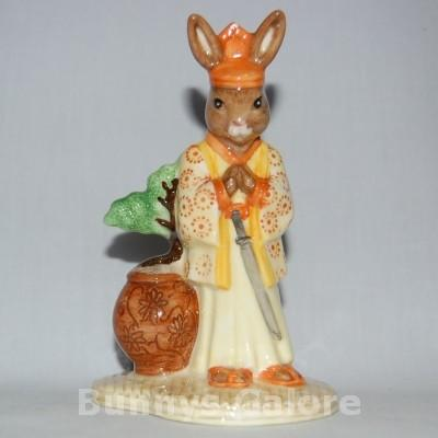 DB280 Samurai Bunnykins - Bunnykins of the World Image